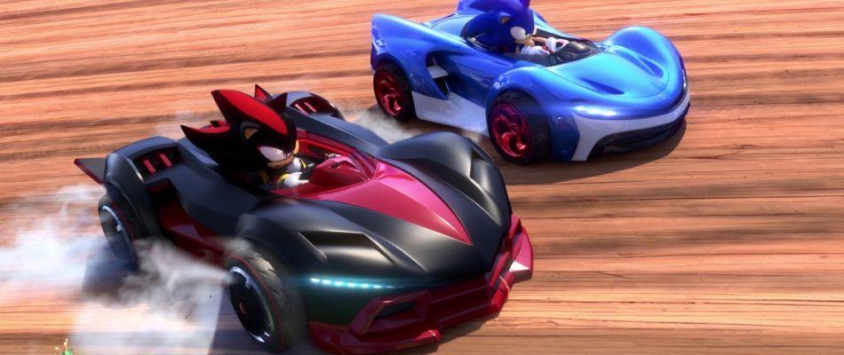 Nuovo trailer gameplay di Team Sonic Racing
