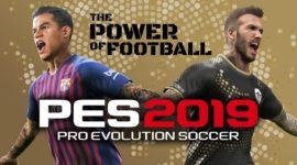 PES 2019 – Ecco il trailer dell'E3 2018