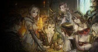 Square Enix mostra il nuovo trailer di Octopath Traveler