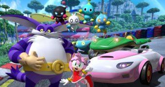 """SEGA festeggia i 27 anni di Sonic svelando il  """"Team Rose"""" di Team Sonic Racing"""