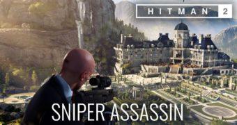 Hitman 2 – Trailer per la modalità Sniper Assassin