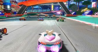 Team Sonic Racing – 8 minuti di video
