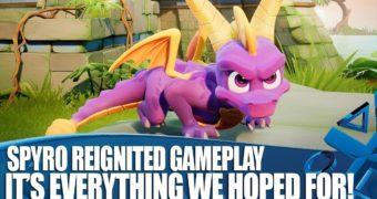 Spyro Reignited Trilogy – Video gameplay