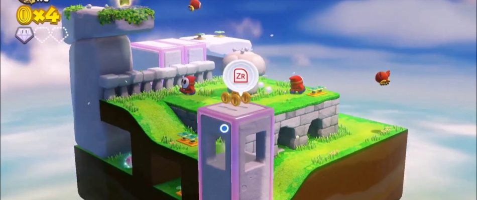 Captain Toad: Treasure Tracker in video