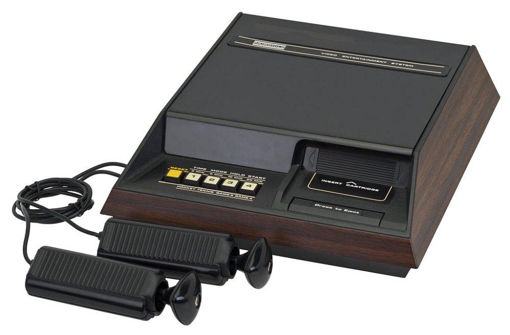 Console Fairchild Channel F