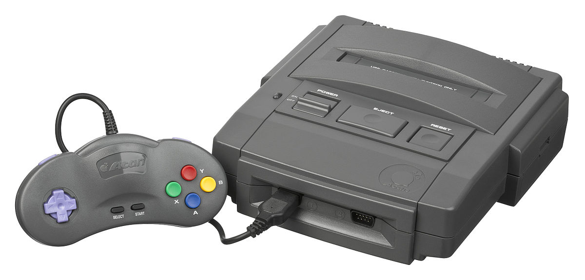Console Funtech Super A'can