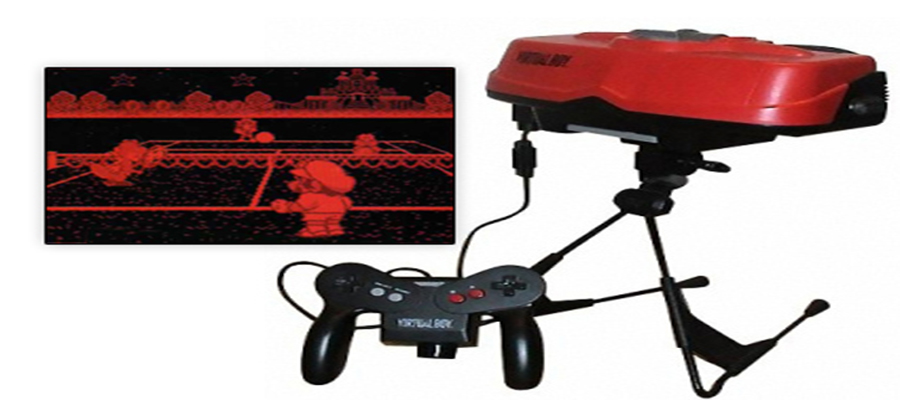 Console Virtual Boy