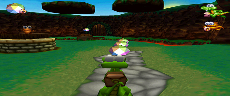 Retro Weekend: Croc: Legend of the Gobbos