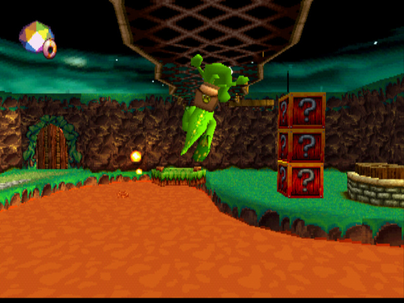 Croc: Legend of the Gobbos Screenshot 2