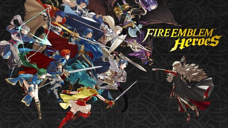 Lucina arriva in Fire Emblem Heroes