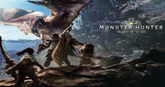 Monster Hunter World ha venduto 8,3 milioni di copie in tutto il mondo