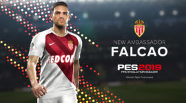 PES 2019: Trailer AS Monaco