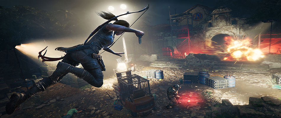Shadow of the Tomb Raider nuovo video gameplay