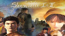 Shenmue I & II avrà la copertina reversibile