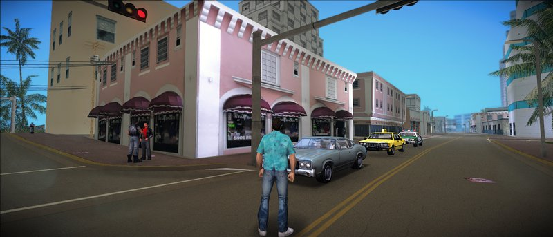 Vice City - Screenshot 1