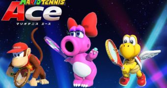 Nuovi personaggi in DLC per Mario Tennis Aces