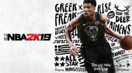 NBA 2K Standard Edition avrà come atleta di copertina Giannis Antetokounmpo