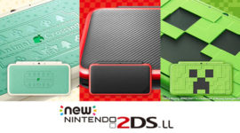Ecco i Nintendo 2DS dedicati a Minecraft e Animal Crossing
