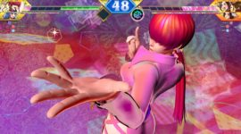 SNK HEROINES Tag Team Frenzy – Trailer di Shermie