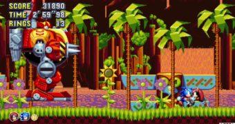 Sonic Mania Plus: Video bonus Stage