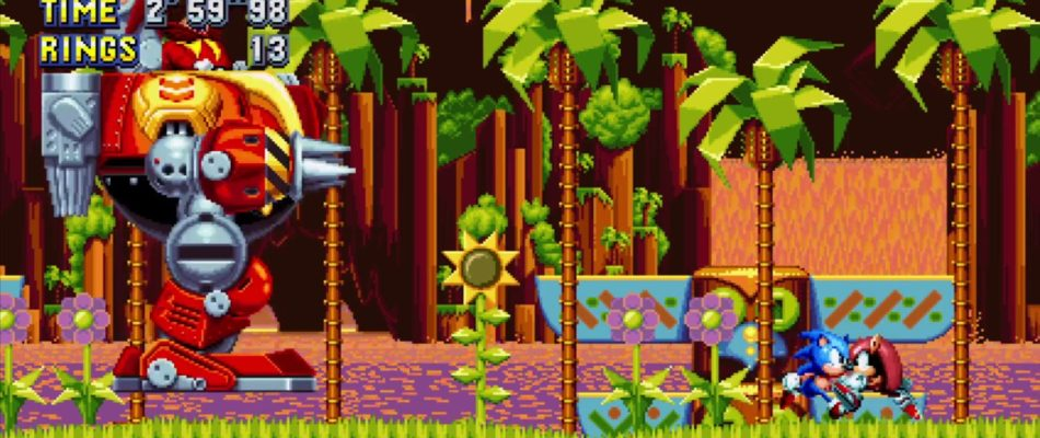 Sonic Mania Plus: Video bonus Stage