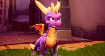 Spyro Reignited Trilogy mostra il livello Colossus di Spyro 2