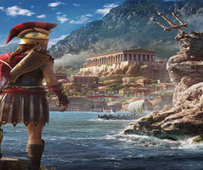 Assassin's Creed Odyssey Screen