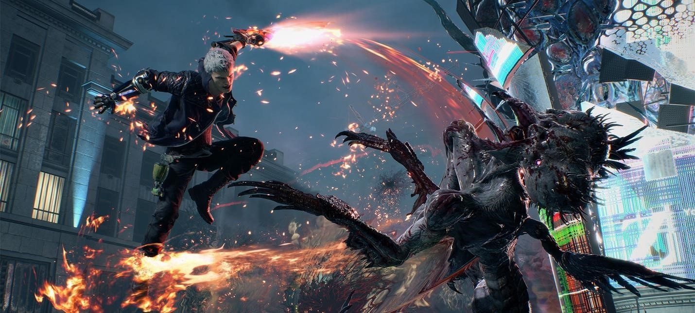 Devil May Cry 5 PAX West - trailer V