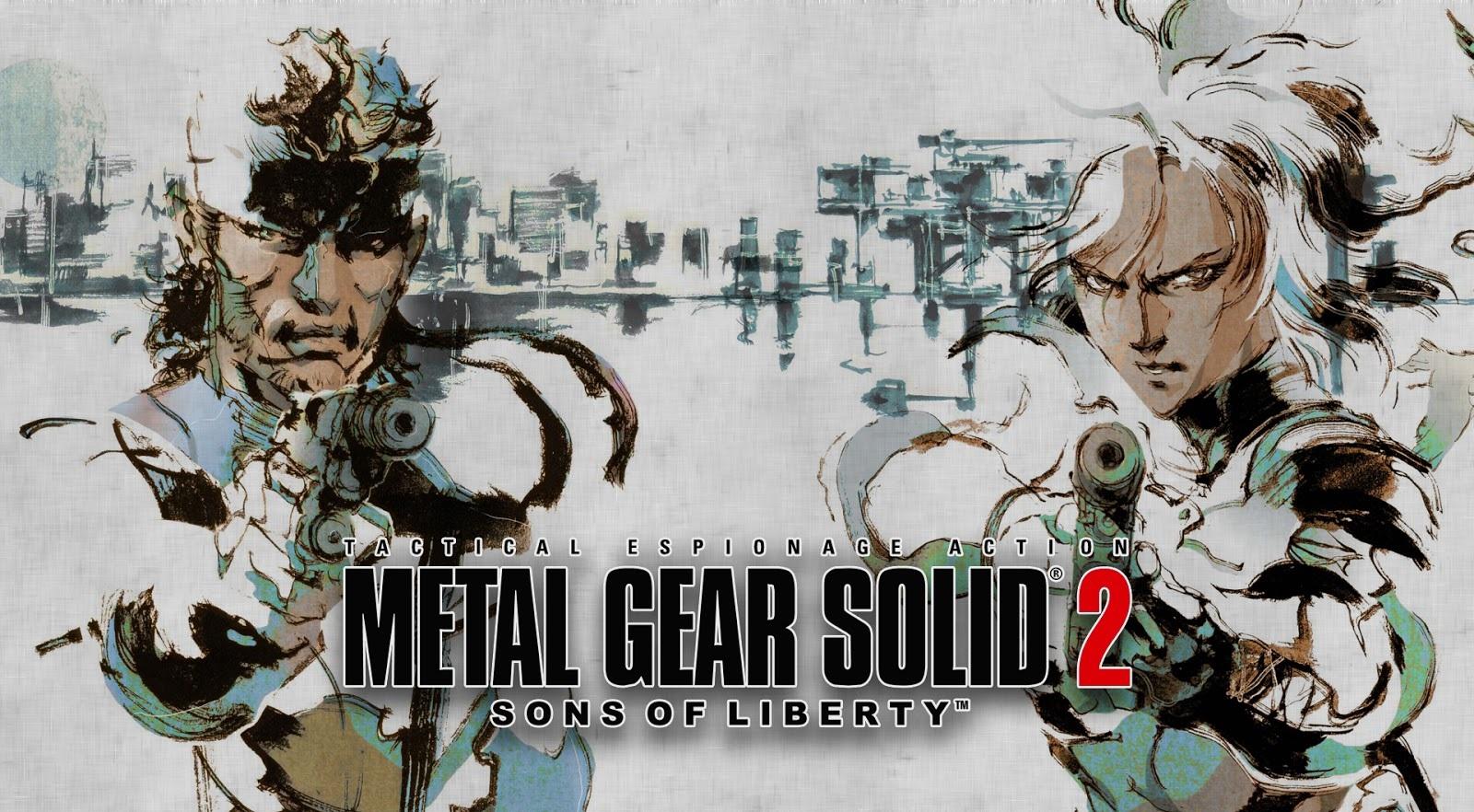 Filosofia - Metal Gear Solid 2