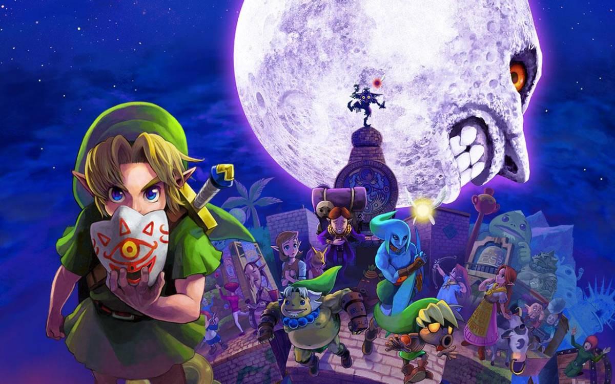 Filosofia - The Legend of Zelda Majora's Mask