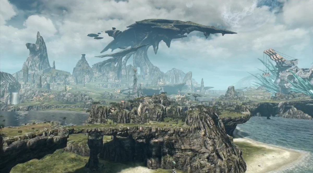 Monolith Soft Xenoblade Chronicles X