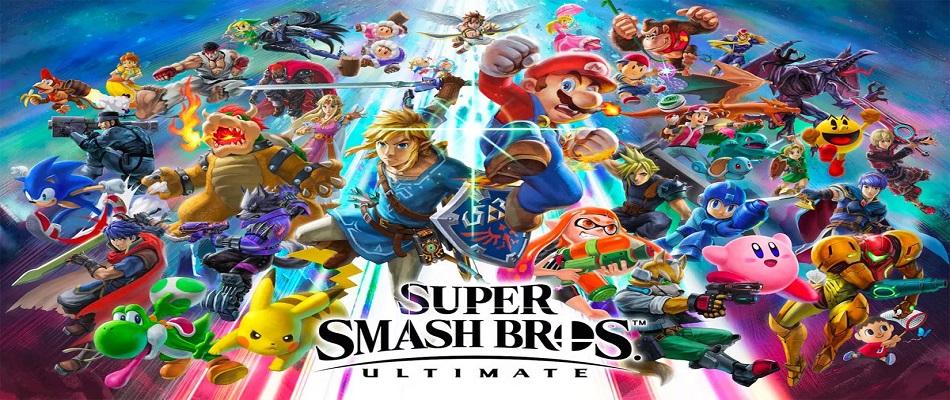 Grandi numeri in Giappone per Super Smash Bros. Ultimate