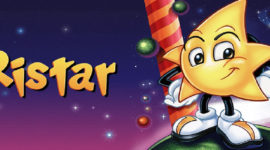 Retro Weekend: Ristar the Shooting Star