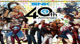 SNK 40th Anniversary: Arriva Crystalis