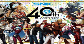 SNK 40th Anniversary: Arriva Crystalis