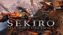 Sekiro Shadows Die Twice si mostra nel suo alto livello di sfida