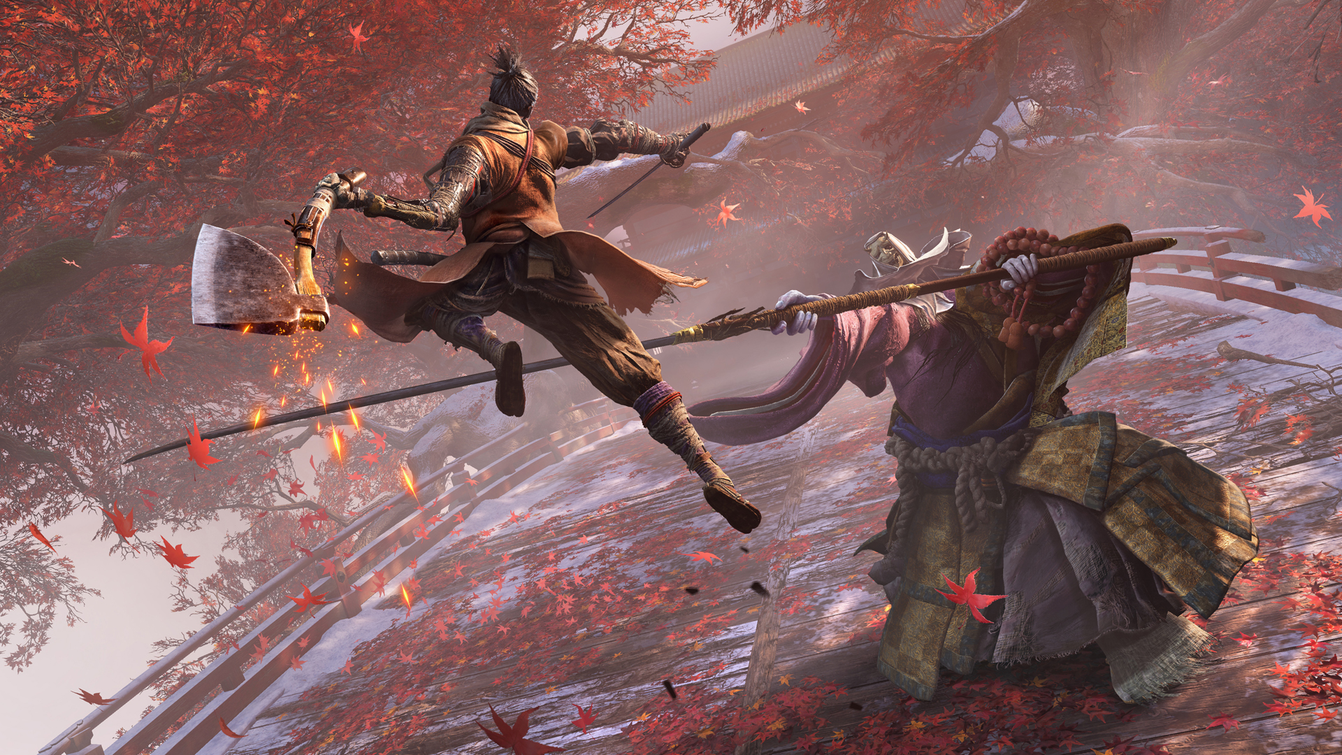 Sekiro Shadows Die Twice Screenshot 1