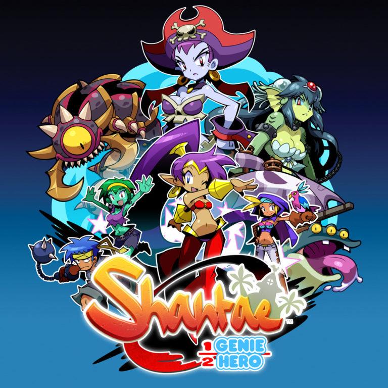 Shantae: Half-Genie Hero riceve un nuovo aggiornamento