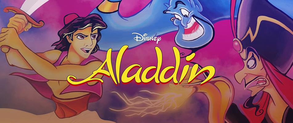 Retro Weekend: Disney's Aladdin