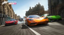 Forza Horizon 4 straccia Assassin's Creed Oddyssey in UK