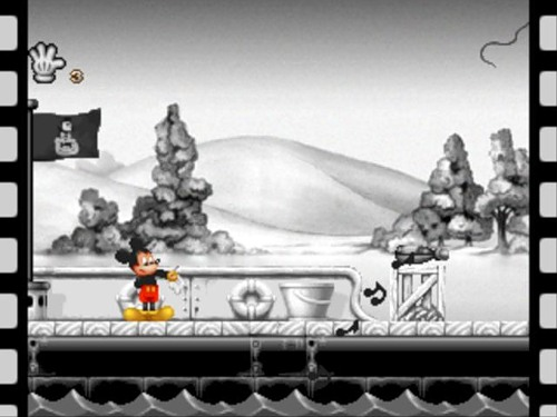 Mickey Mania Screenshot PS1