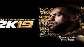 NBA 2k19 – Nuovo spot con LeBron James