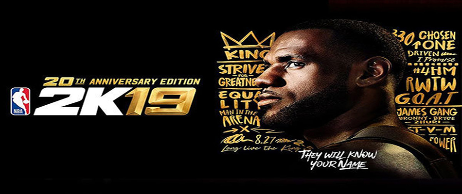NBA 2k19 – Nuovo spot con LeBron James