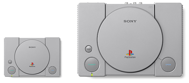 PlayStation Classic Promo Image 1