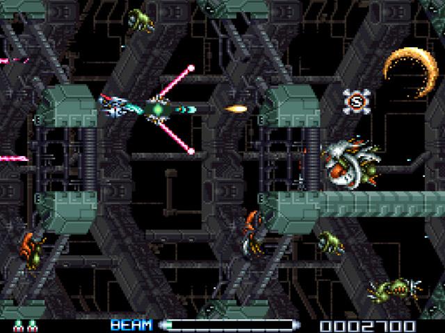 R-Type III: The Third Lightning screenshot 1