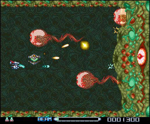 R-Type III: The Third Lightning screenshot 3
