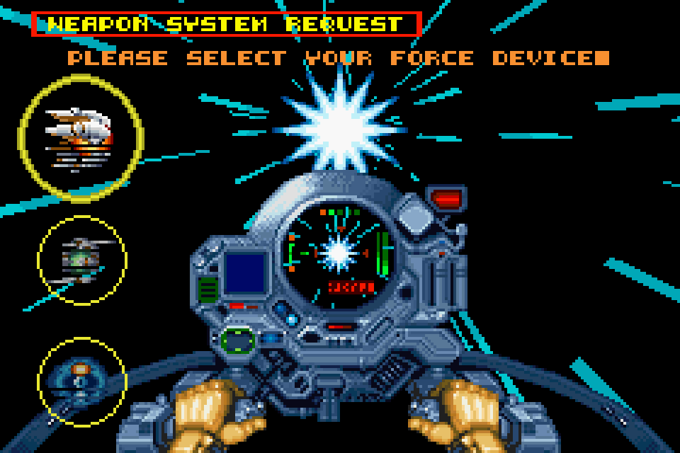 R-Type III: The Third Lightning screenshot 4