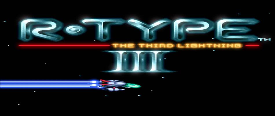 Retro Weekend: R-Type III: The Third Lightning