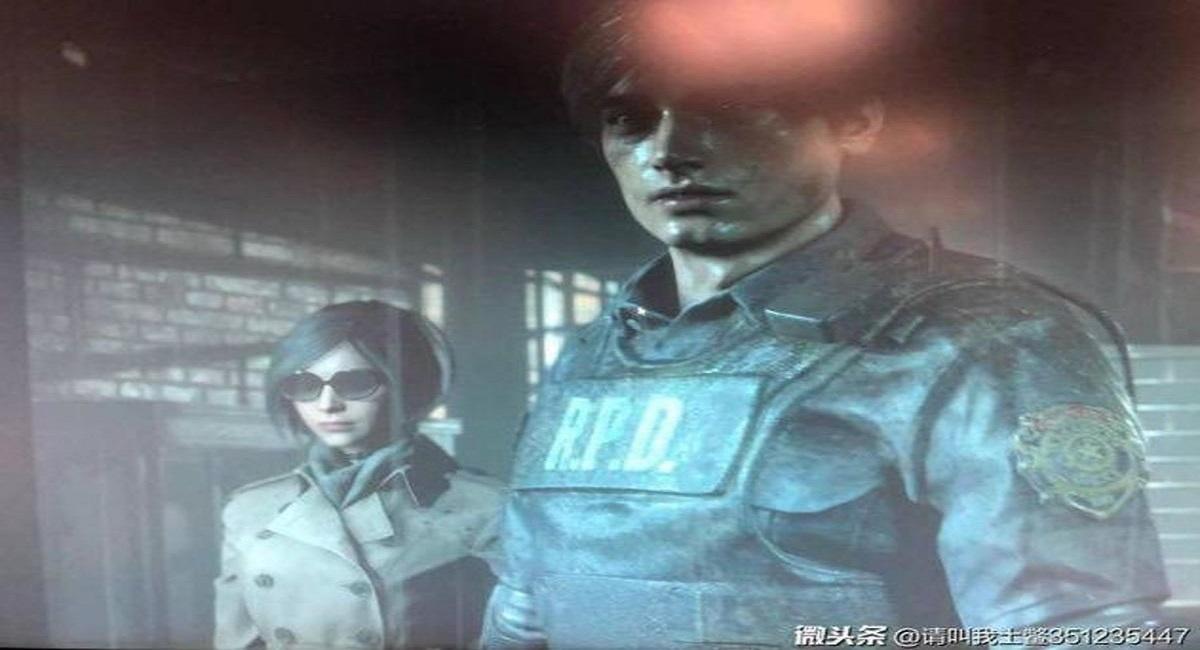 Resident Evil 2 - Ada Wong screenshot
