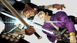 Nuovo video di gameplay per Travis Strikes Again